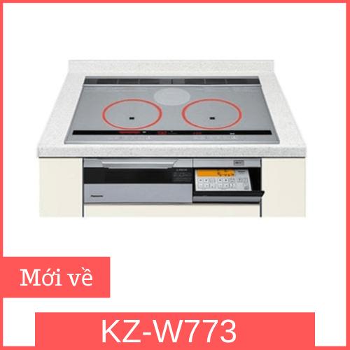 Bếp từ All Metal Panasonic KZ-W773