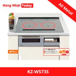 Bếp từ ALL METAL Panasonic KZ-W573S