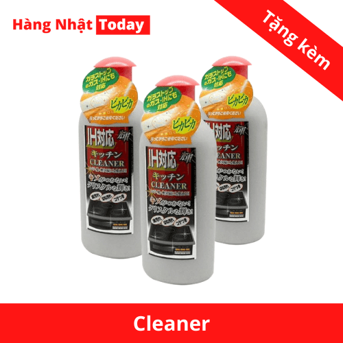 Dung dịch tẩy rửa bếp từ Cleaner