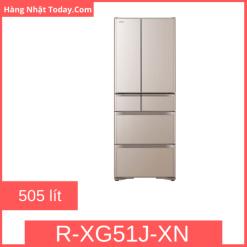 Tủ lạnh Hitachi R-XG51J-XN