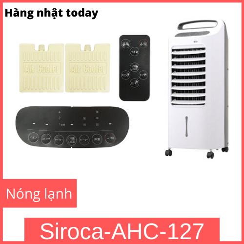 Quạt điều hòa Siroca AHC-127