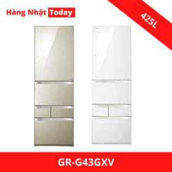 Tủ lạnh bãi Toshiba GR-G43GXV
