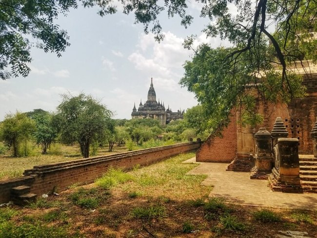 The Ancient City of Bagan, Myanmar - The Hangry Backpacker
