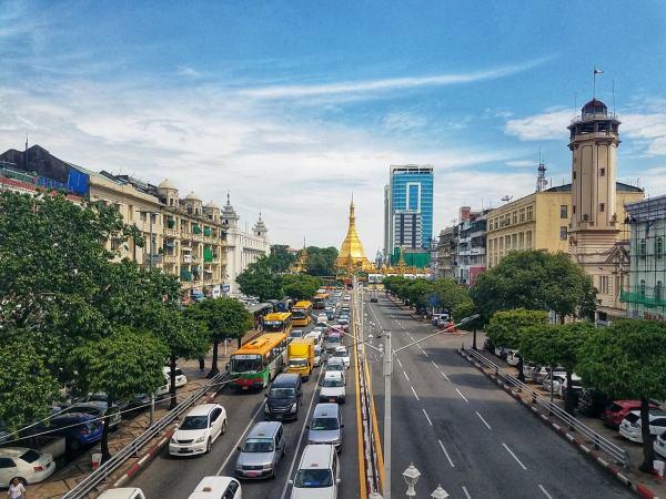Backpackers Travel Guide: Yangon, Myanmar - The Hangry Backpacker