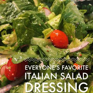 Italian Dressing Recipe