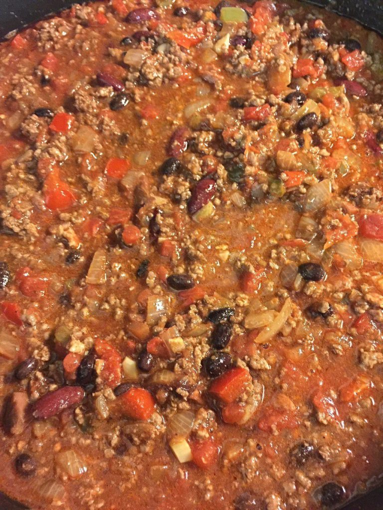 Best Ground Beef Chili Recipe
