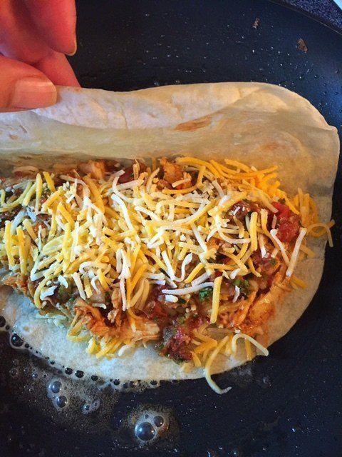Easy Quesadilla Recipe