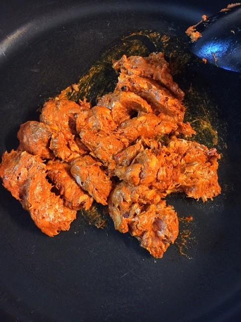 Chorizo Queso Dip