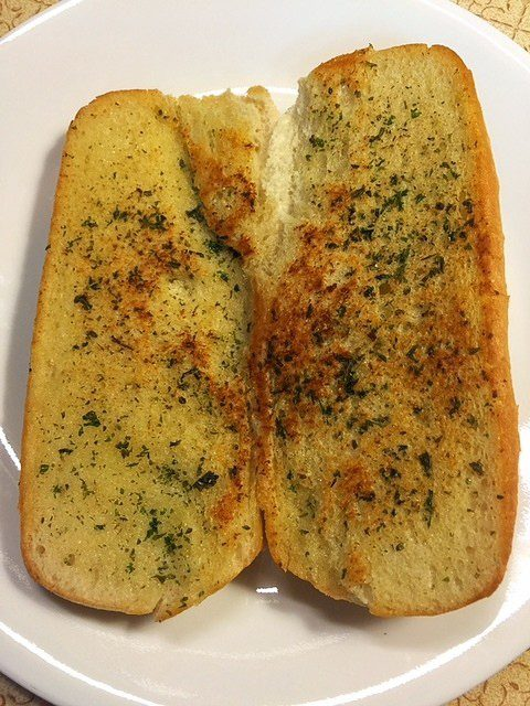 Toasted Garlic Butter Roll