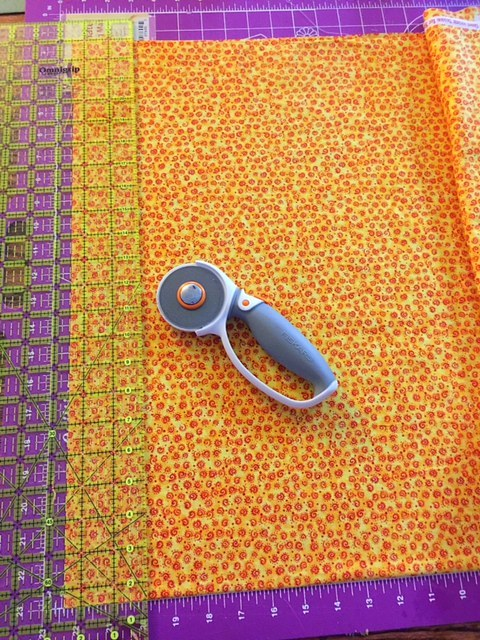 Rag Quilt Binding