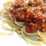 Spaghetti Meat Sauce Recipe from Scratch