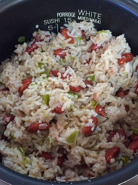 Vegetarian Rice cooker Recipes