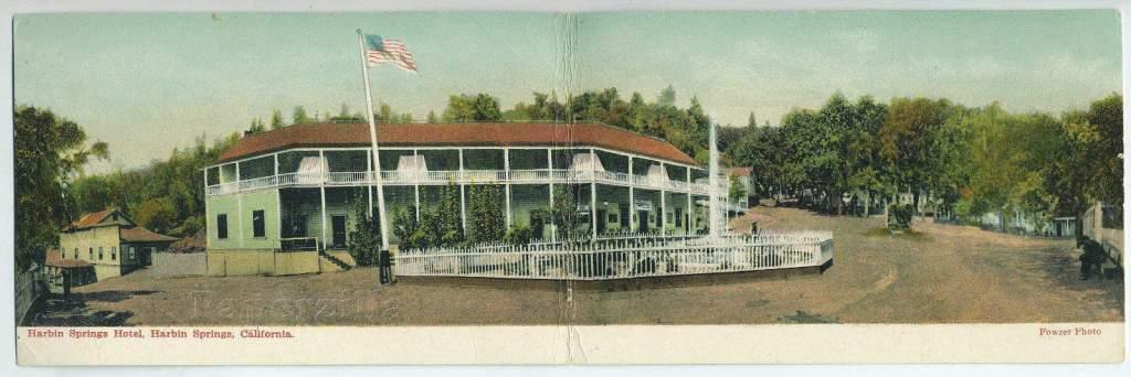 1910's Harbin Hot Springs Hotel