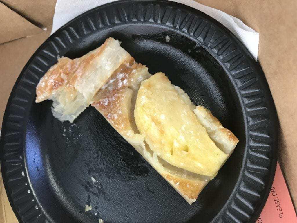 Osso & Kristalla Lemon Tart