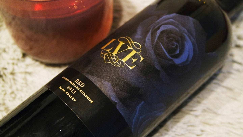 John Legend Wine