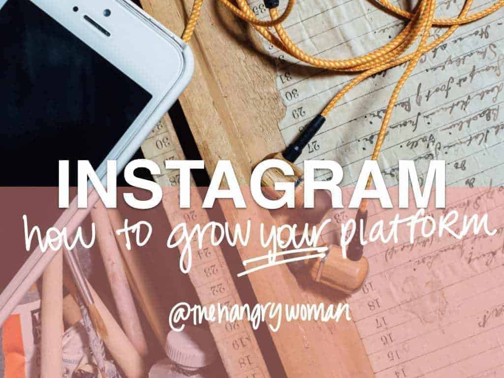 grow your instagram
