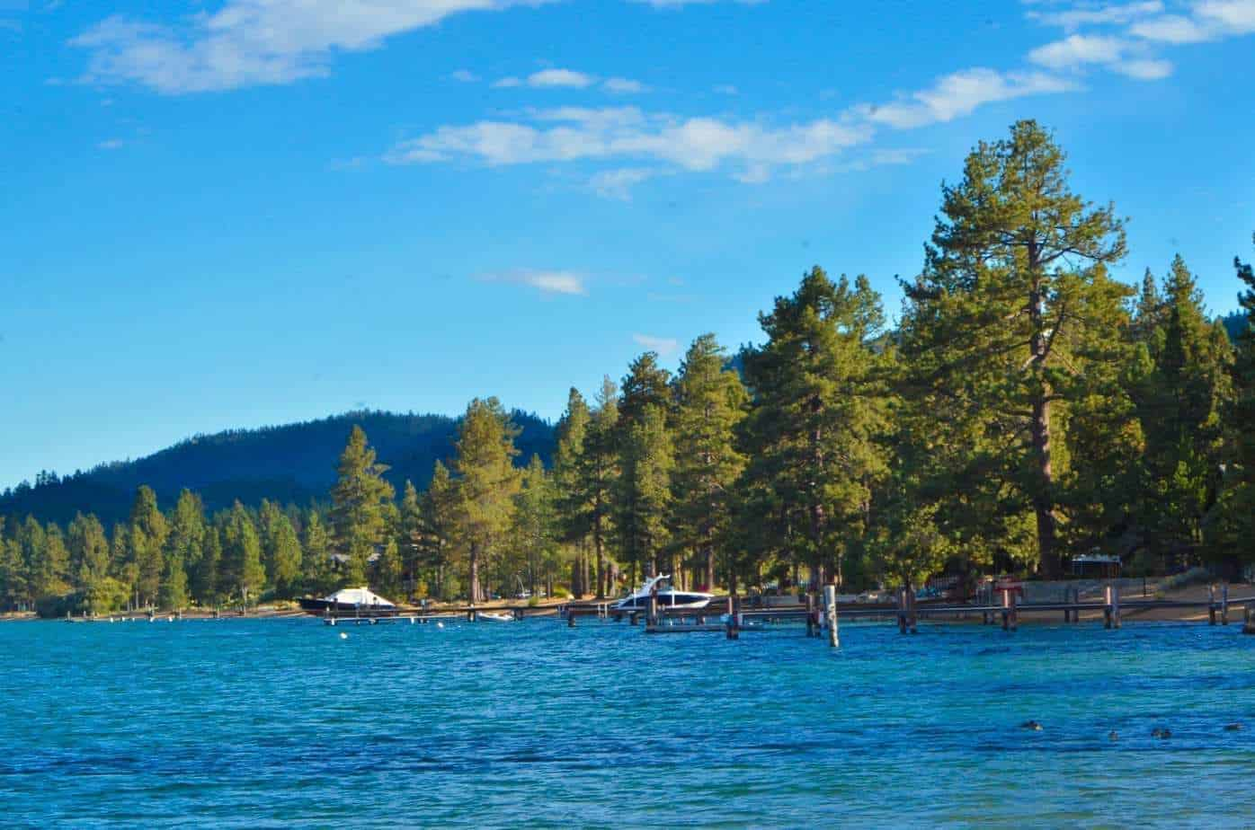 Lakeside Beach South Lake Tahoe