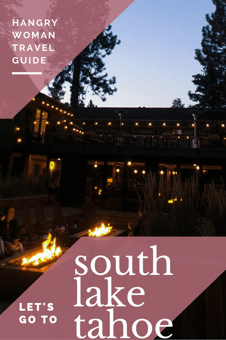 What to do, what to see and where to stay in South Lake Tahoe California.