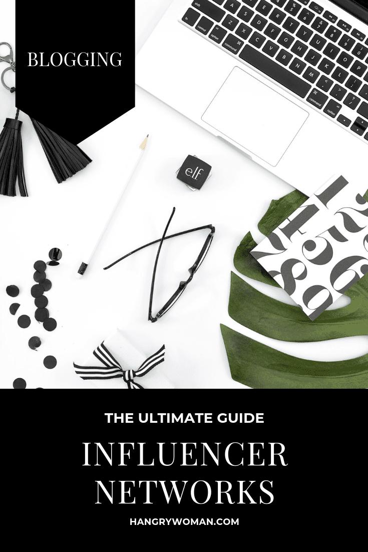 Influencer networks guide