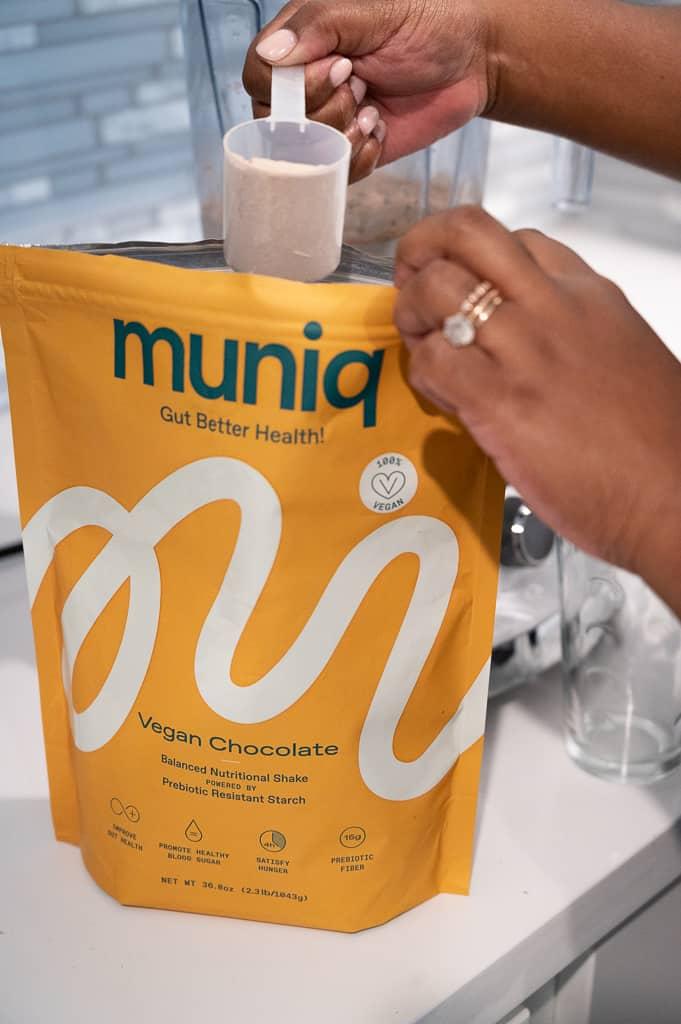 Muniq Vegan Chocolate