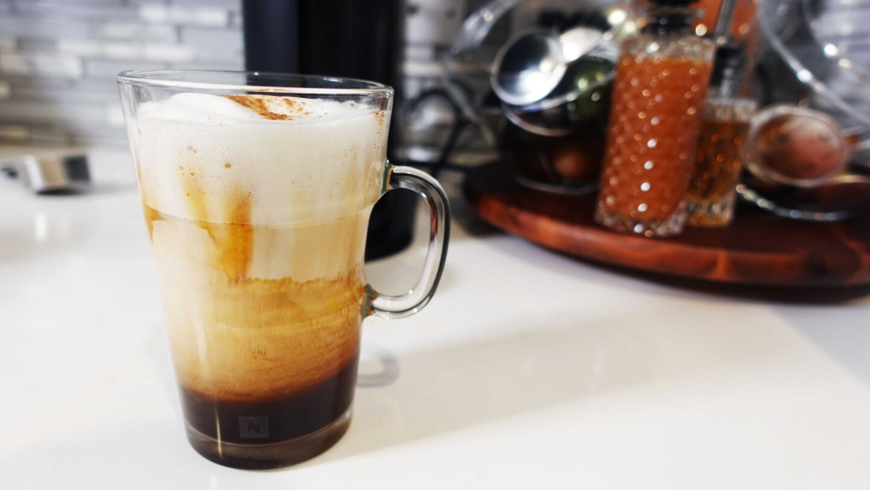 Brown Sugar Oatmilk Shaken Espresso homemade