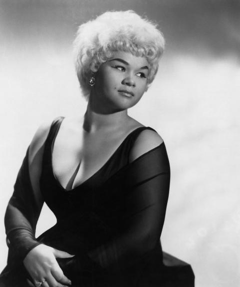 Photo of Etta JAMES