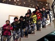 Krystal Teacher's class!