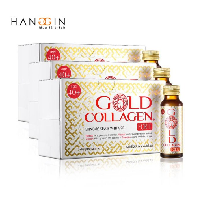 Gold Collagen Forte