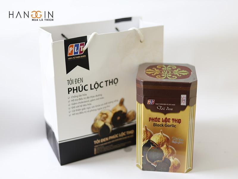 Hangxin.com.vn- Địa chỉ cung cấp Tỏi đen Phúc Lộc Thọ chính hãng