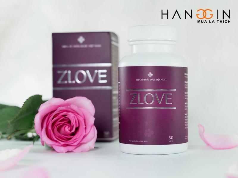 Sản phẩm được khuyên dùng và có nhiều phản hồi tích cực là viên uống Zlove