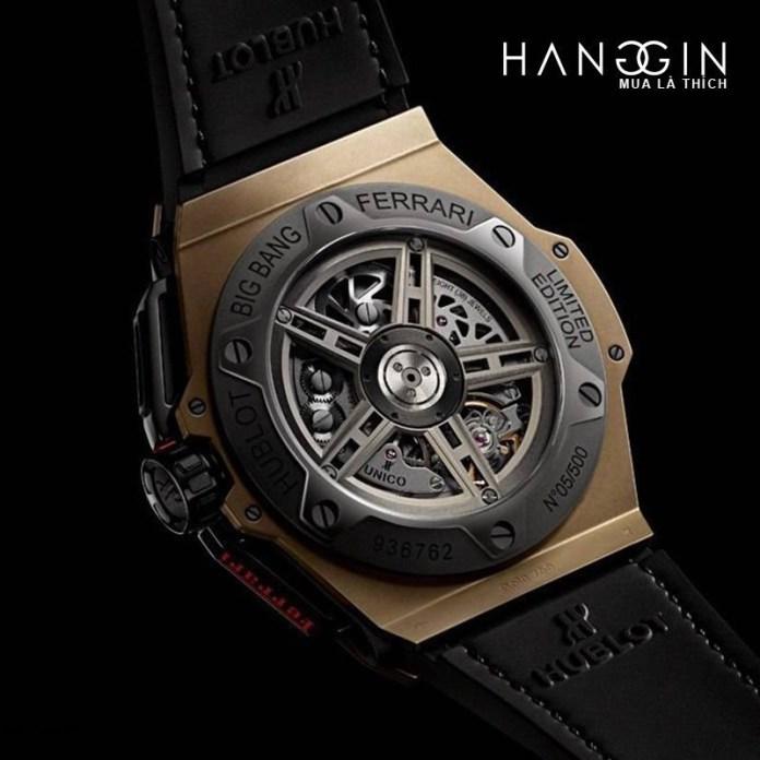 Hublot Big Bang Ferrari Magic Gold - 2