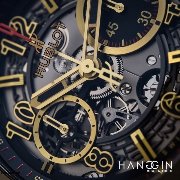 Hublot Big Bang Ferrari Magic Gold - 3