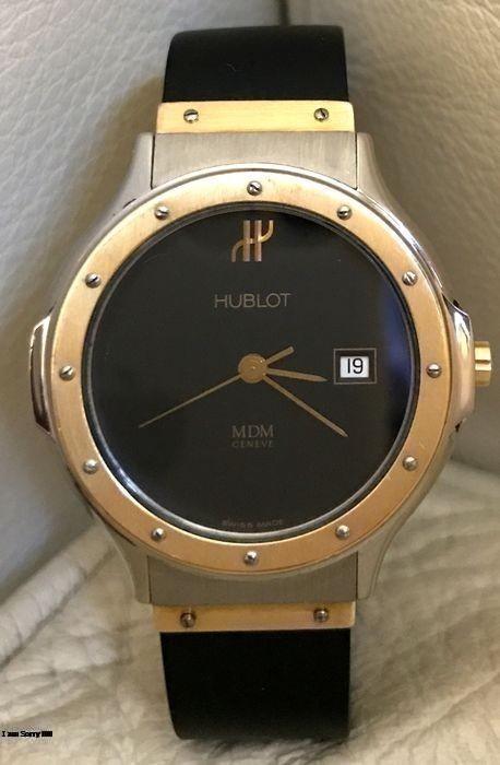 Hublot MDM Classic Quartz Gold Lady - 1