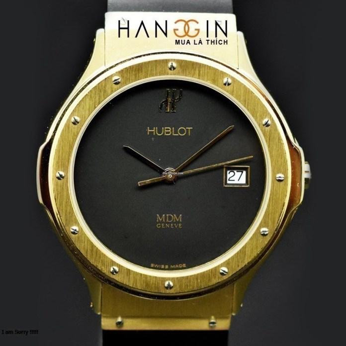 Hublot MDM Classic Quartz Gold Lady - 2