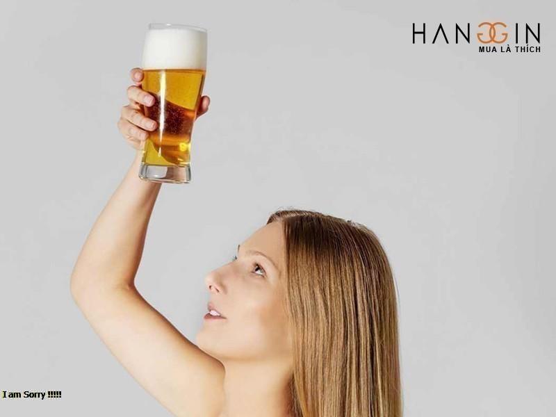 Cách trị gàu bằng bia - 2