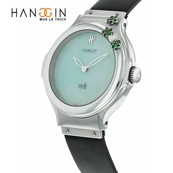 Đồng hồ đeo tay nữ thạch anh Hublot cổ điển - 2