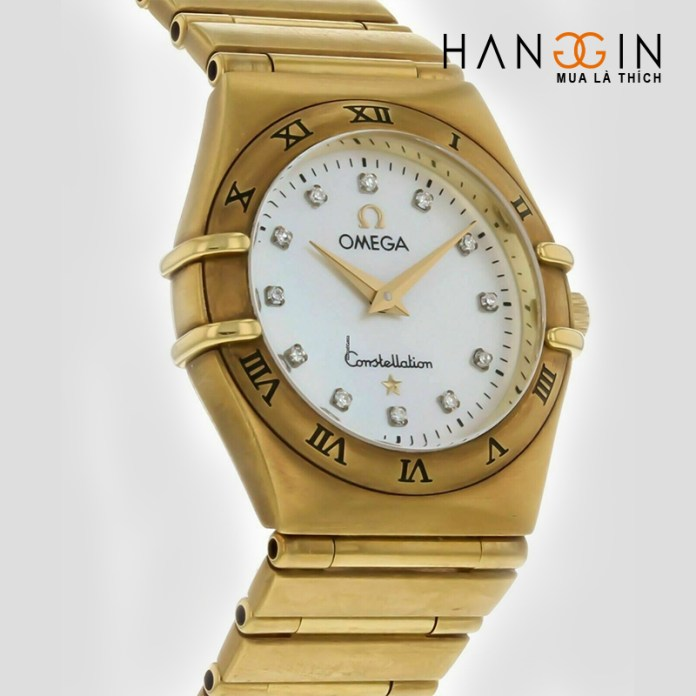 Đồng hồ đeo tay nữ Omega Yellow gold - 1