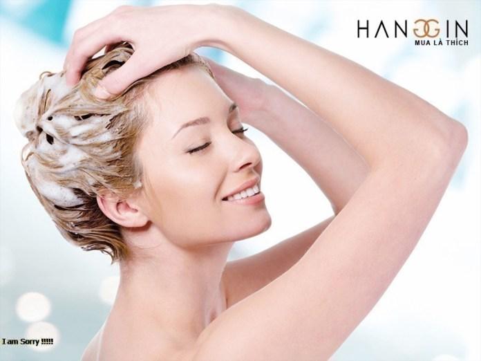 quy trình phục hồi tóc hư tổn - 1