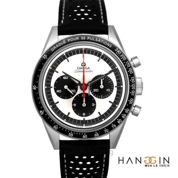 Omega Speedmaster Moonwatch Chronograph 39.7 mm Manual-winding Sil