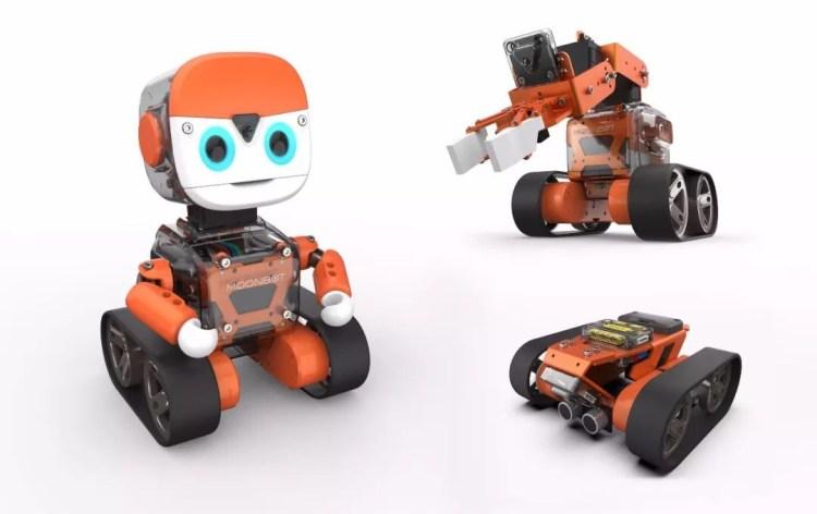 DIY Robot Kit - MoonBot