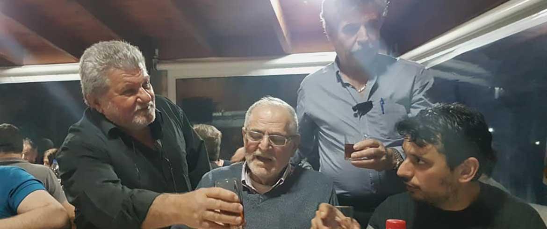 Σφακιά | Ο Μανούσος Χιωτάκης παρουσίασε 35 υποψήφιους με τον συνδυασμό του (ονόματα & εικόνες)