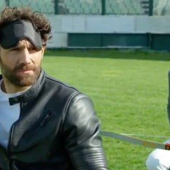 224f2cdbb2 Αντώνης Τσαπατάκης και Σάκης Ρουβάς μαζί σε ένα ανατρεπτικό challenge  (βίντεο)