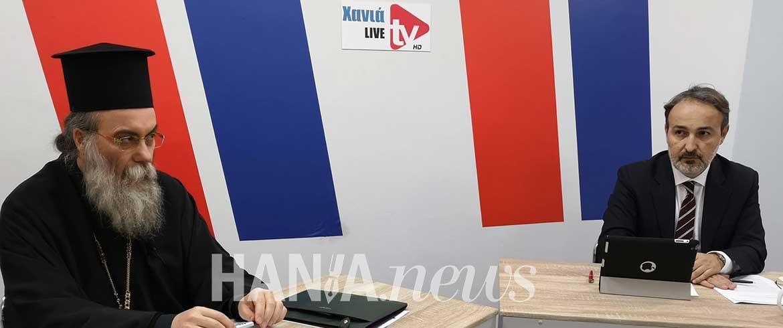 Αμφιλόχιος: Απορώ με τη στάση της βουλευτού Βαγιωνάκη στον «οχετό» εναντίον μου (βίντεο)