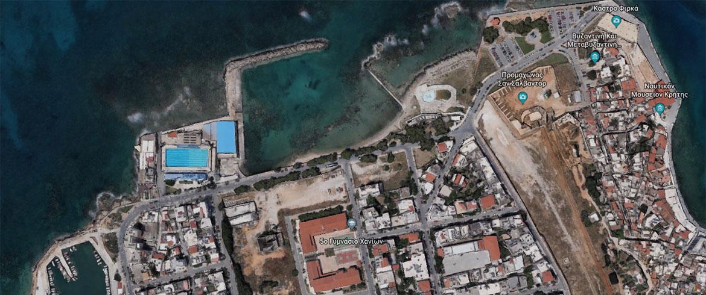 Αποκαλυπτικό έγγραφο του Δήμου Χανίων για το ακίνητο της ΑΒΕΑ: Αλλο οικόπεδο είναι καταλληλότερο!