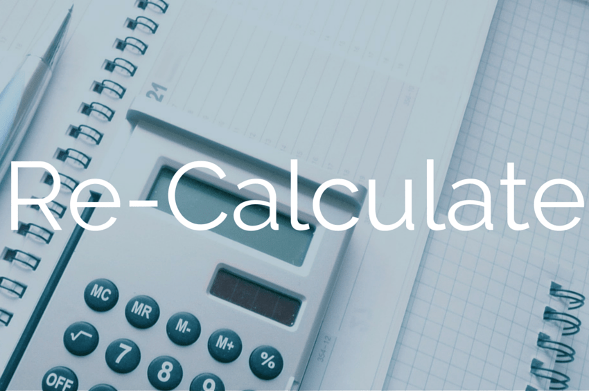 Re-Calculate: 3 Words For Loyalty Marketing in 2015
