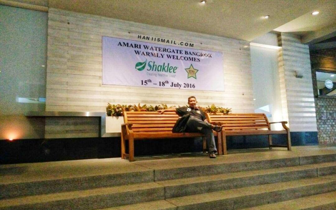 Melancong ke Bangkok Part I – Edisi Throwback Free Trip Shaklee