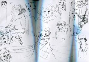 Recent doodles