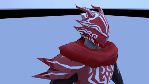 Redone the scarf