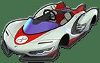 Mario Kart 8 P-Wind Body