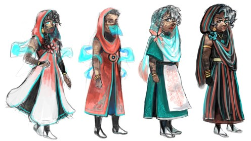 more concepts from the narrow down